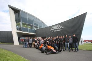 Usine Mygale, Magny-Cours 4 avril 2017 - Photo Gregory Lenormand / DPPI
