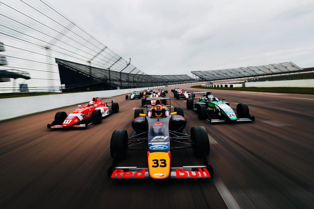F4 British championship