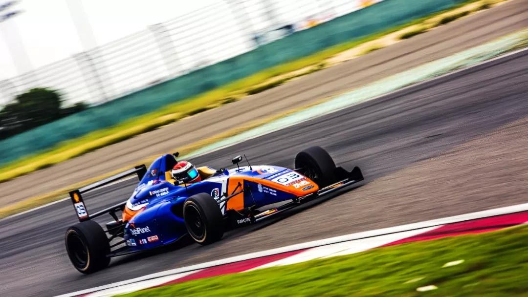 F4 Chinese championship