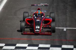 CARRERA 2 FIA F4 NACAM GP DE PUEBLA