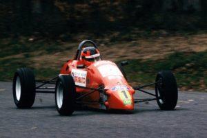 Bertrand Godin - Formula Ford Mygale - Nogaro 1993